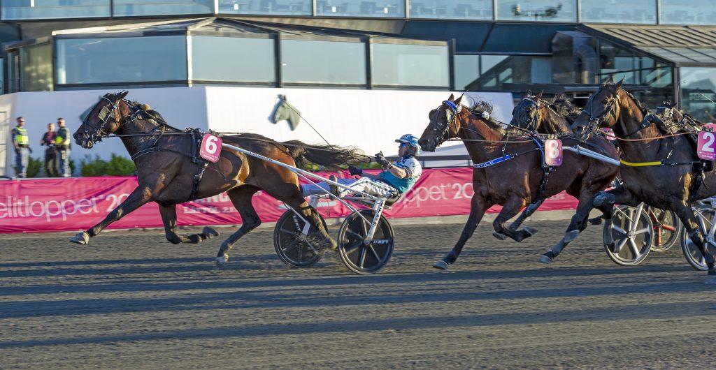 Foto: Tommy Andersson, ALN Pressbild AB. Solvalla 200531