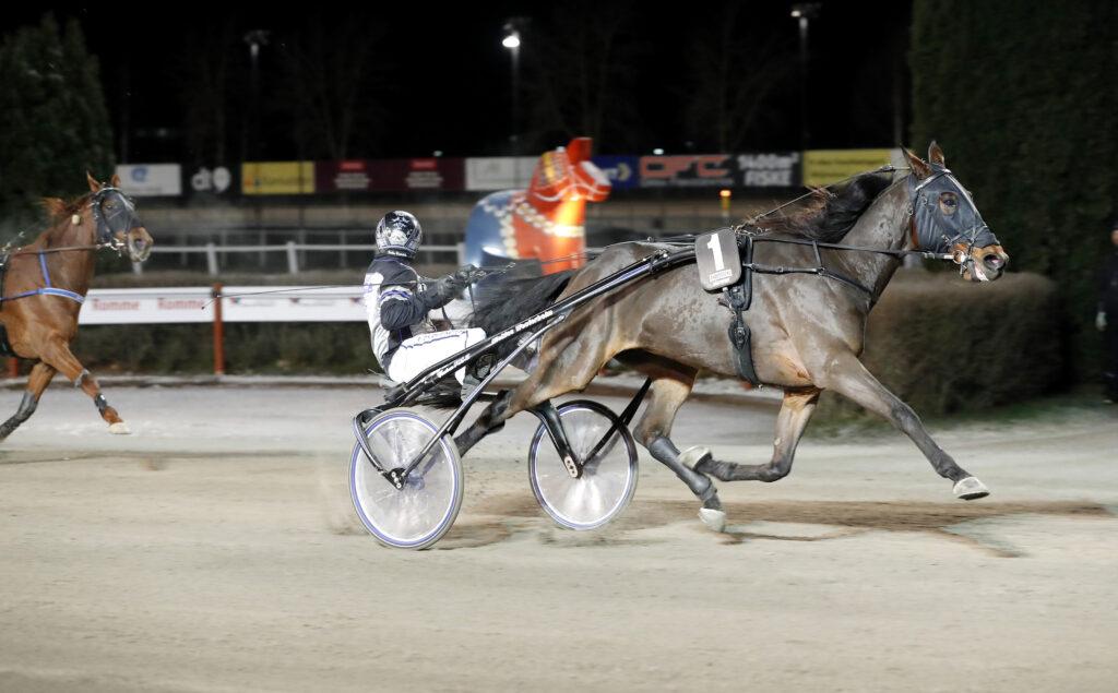 Foto: Micke Gustafsson/ALN Romme 20201127  Let's Go Ernie med Nicklas Westerholm